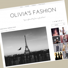 wordpress-theme-olivias-fashion