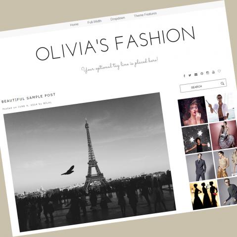 wordpress-theme-olivias-fashion