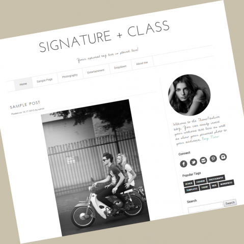 wordpress-theme-signature