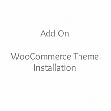 woo commerce theme installation